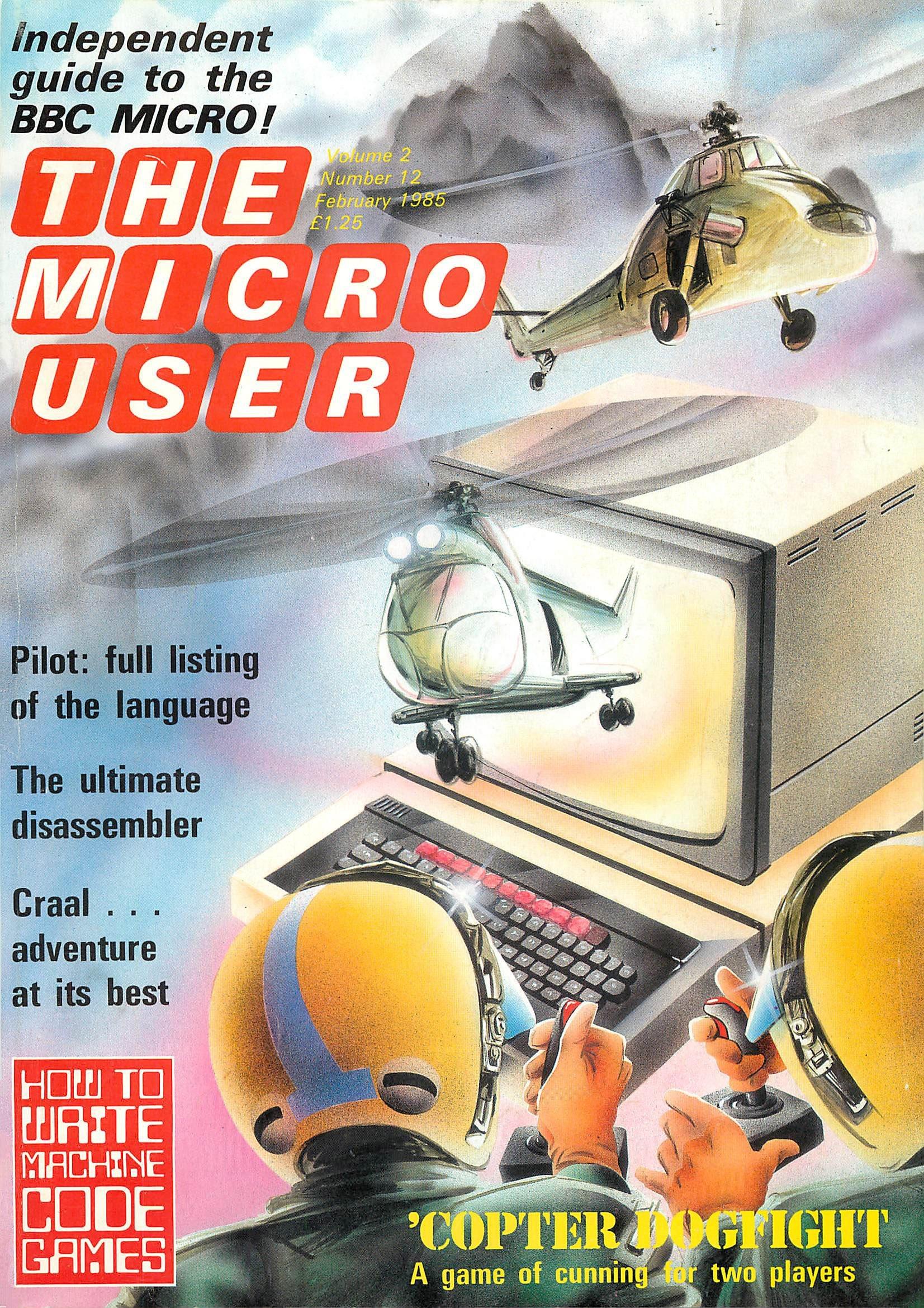 The Micro User Vol.02 No.12 (February 1985)