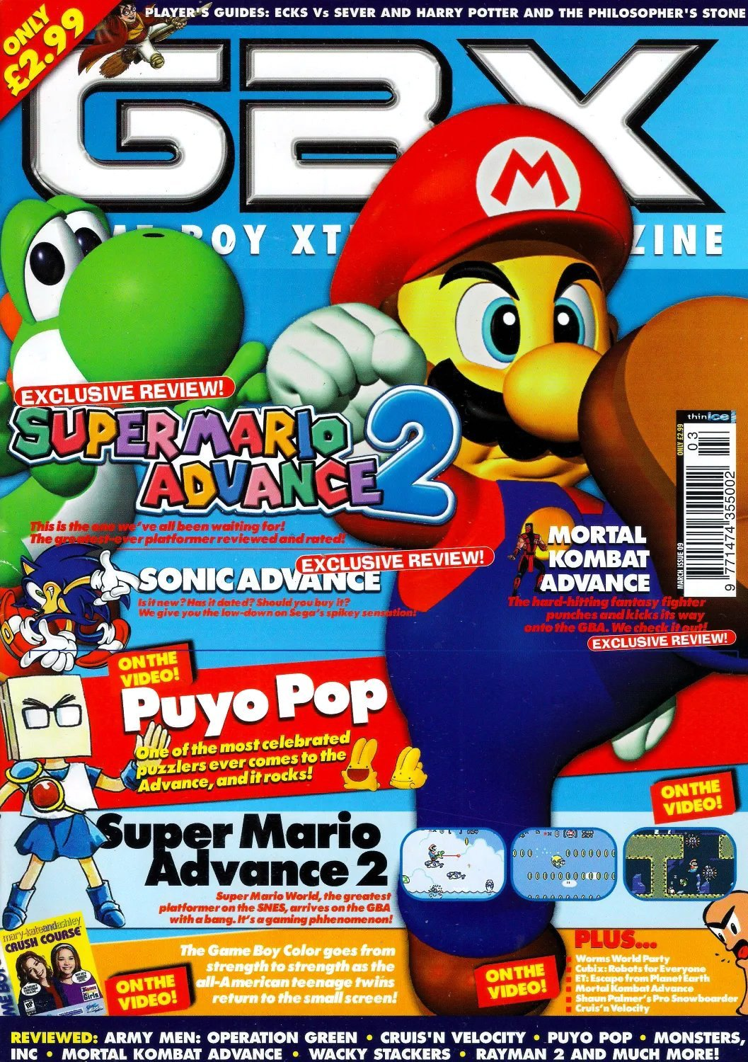 GBX Issue 09 (March 2002)