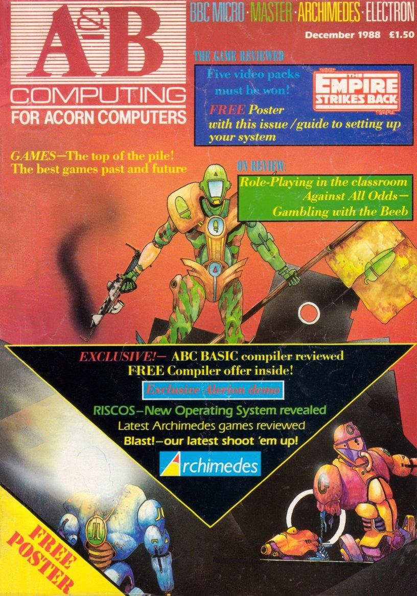 A&B Computing Vol.5 No.12 (December 1988)