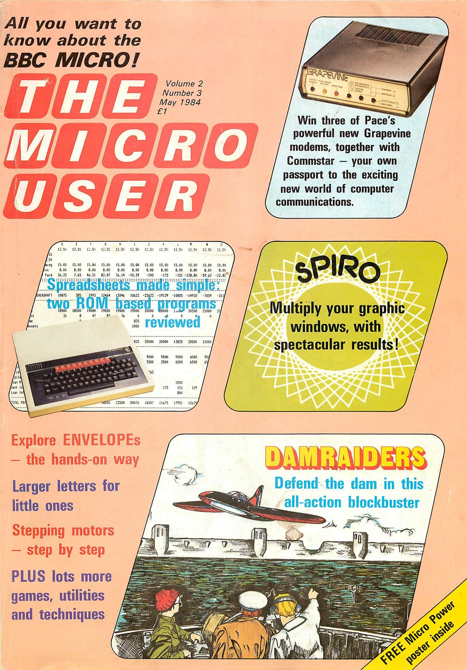 The Micro User Vol.02 No.03 (May 1984)