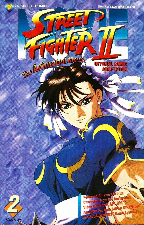 Street Fighter II - The Animated Movie 02
