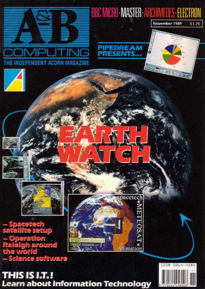 A&B Computing Vol.6 No.11 (November 1989)
