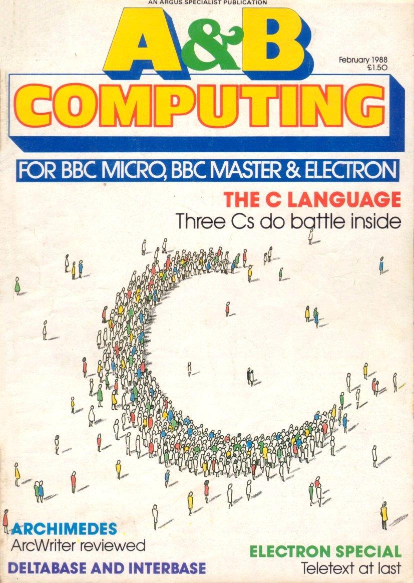 A&B Computing Vol.5 No.02 (February 1988)