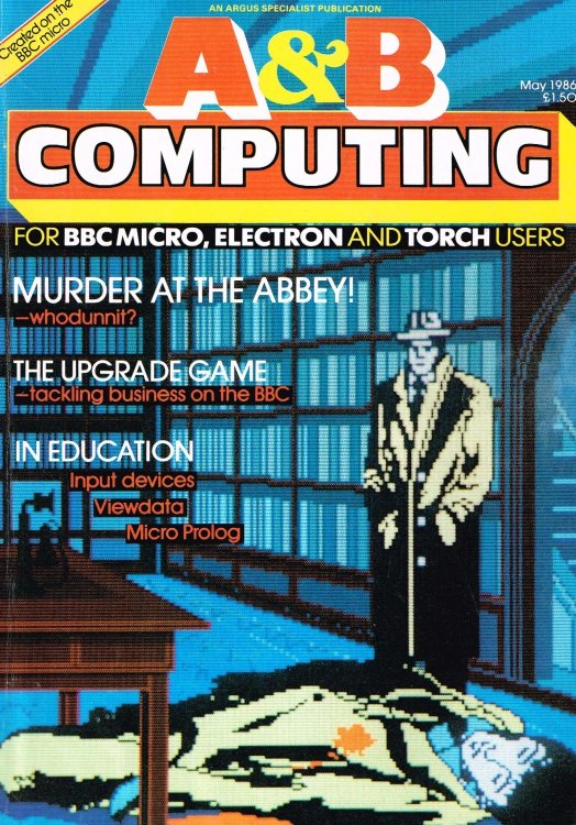 A&B Computing Vol.3 No.05 (May 1986)