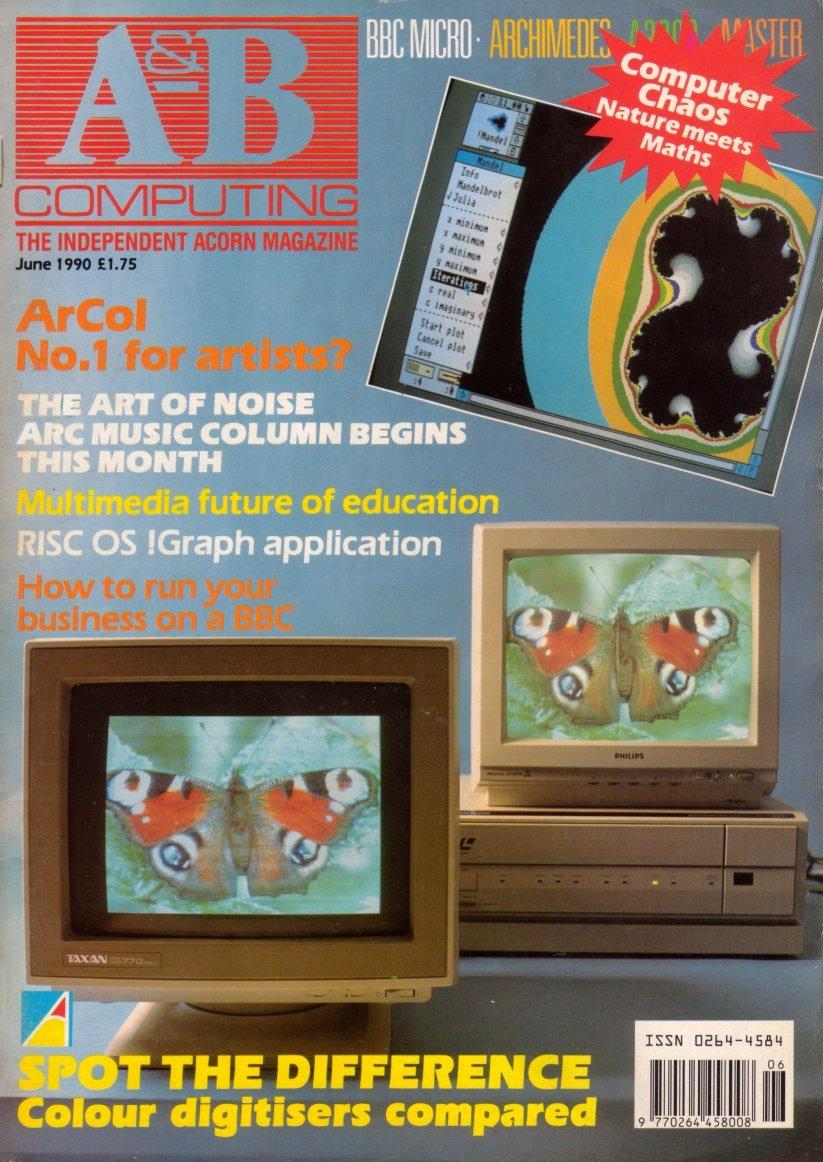 A&B Computing Vol.7 No.06 (June 1990)
