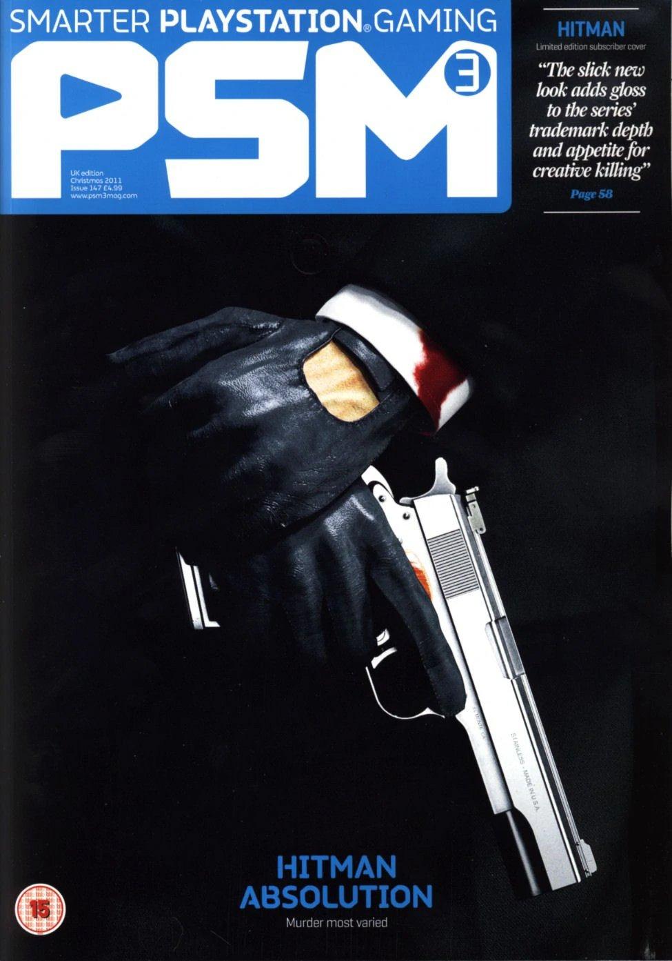 PSM3 Issue 147 (Xmas 2011)