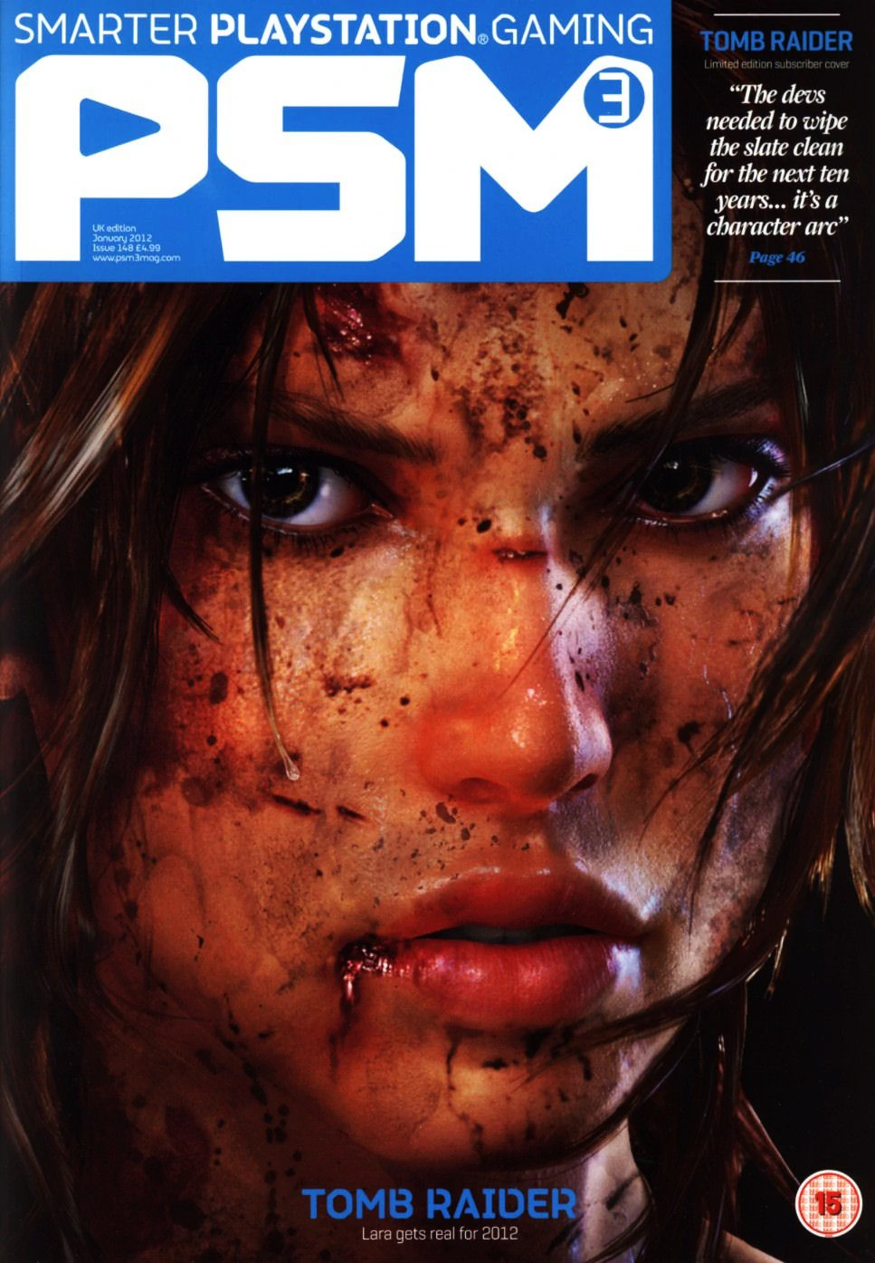 PSM3 Issue 148 (January 2012)