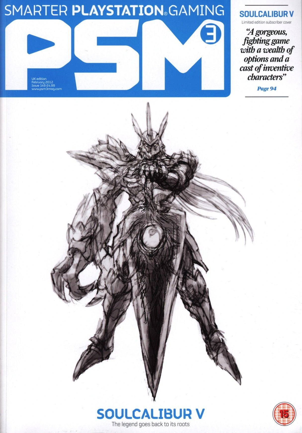 PSM3 Issue 149 (February 2012)
