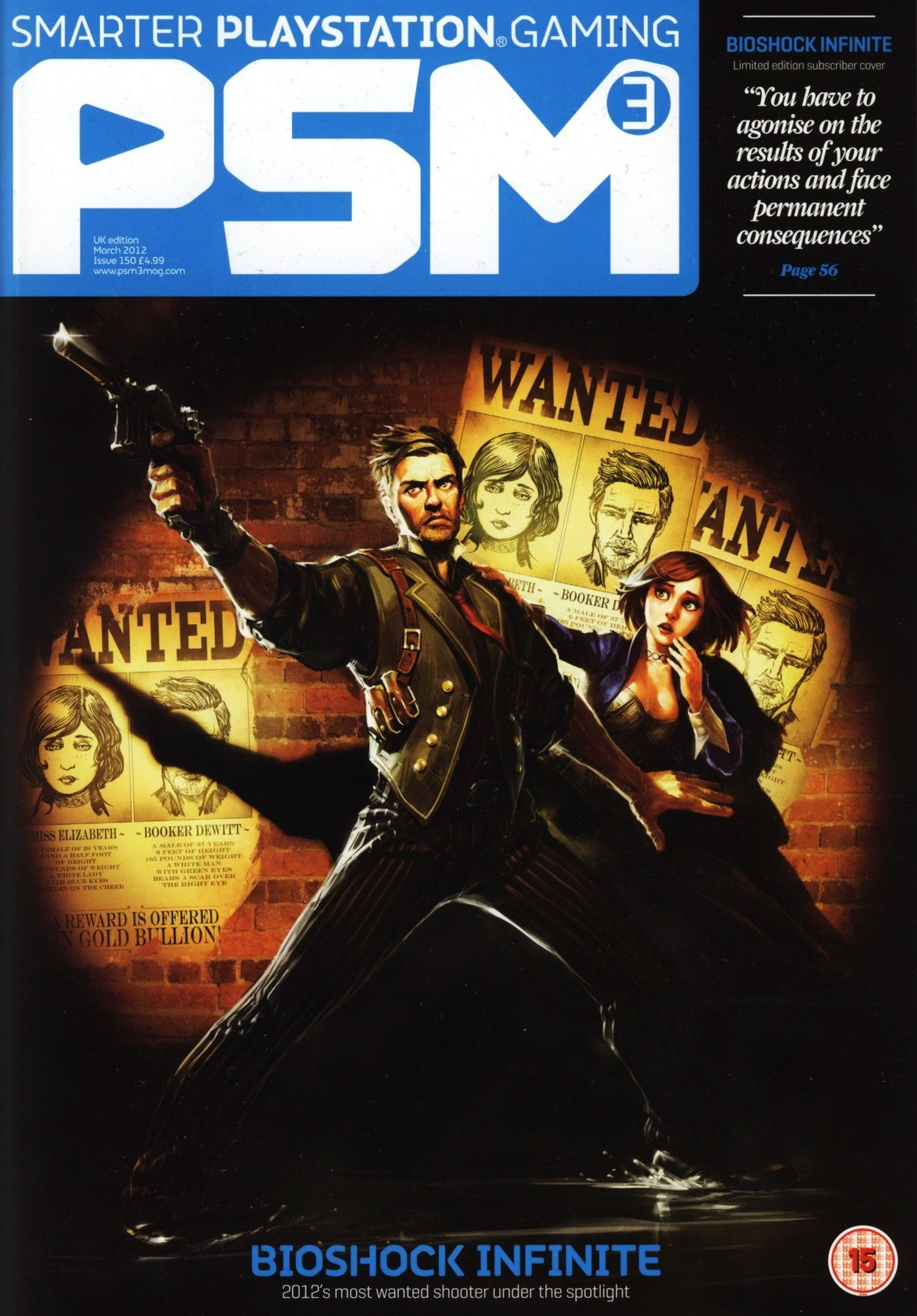 PSM3 Issue 150 (March 2012)