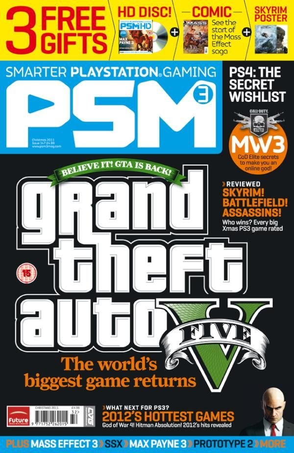PSM3 Issue 147 (Xmas 2011) *cover 2*