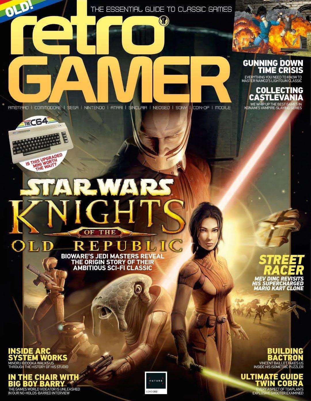 Retro Gamer Issue 202 (February 2020)