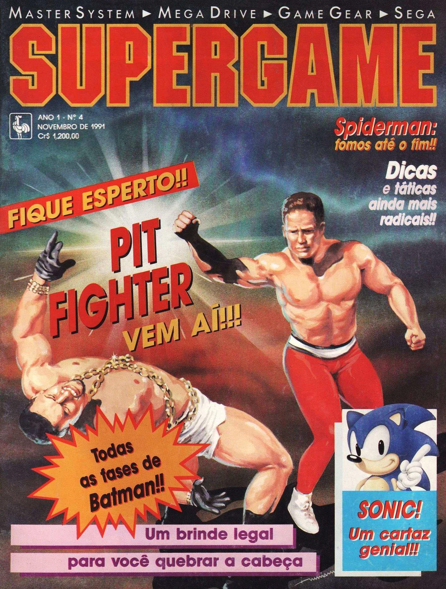 SuperGame 04 (November 1991)