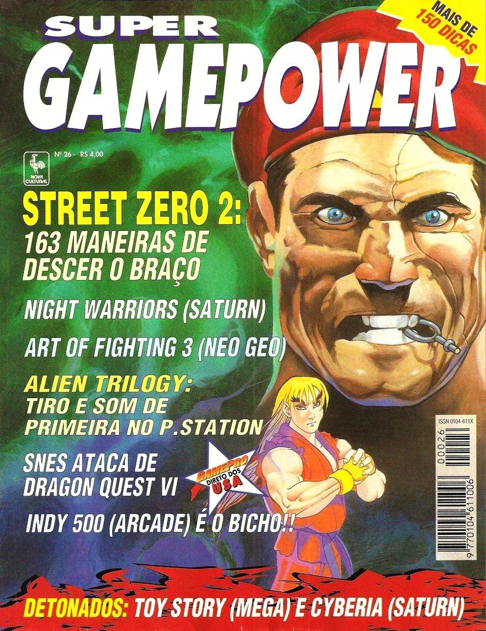SuperGamePower Issue 026 (May 1996)