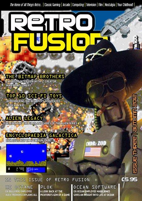 Retro Fusion 3 (Autumn 2012)