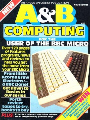 A&B Computing Vol.1 No.04 (November/December 1983)