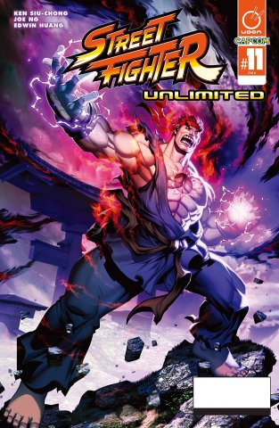 Street Fighter Unlimited 011 (October 2016) (cover A)