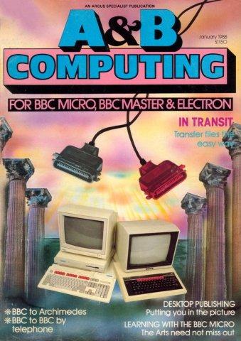 A&B Computing Vol.5 No.01 (January 1988)