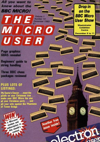 The Micro User Vol.01 No.10 (December 1983)
