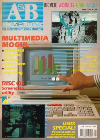 A&B Computing Vol.7 No.05 (May 1990)