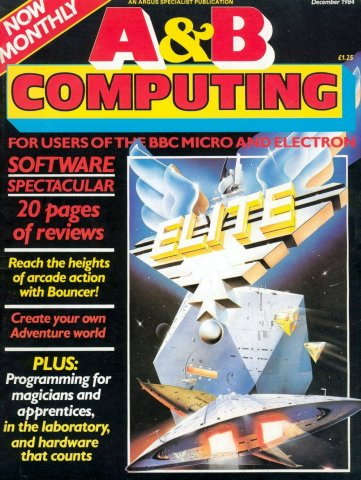 A&B Computing Vol.1 No.11 (December 1984)