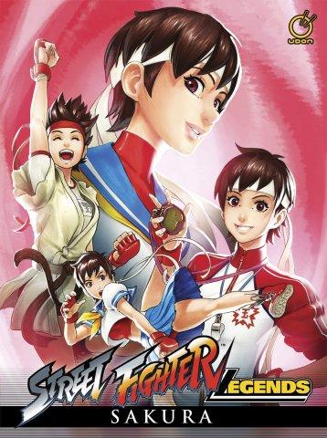 Street Fighter Legends: Sakura HC