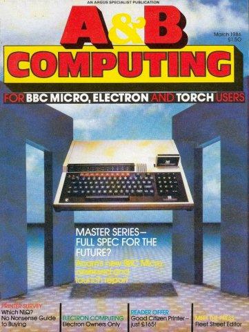 A&B Computing Vol.3 No.03 (March 1986)