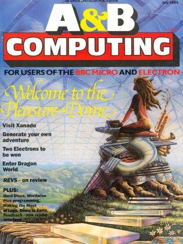 A&B Computing Vol.2 No.07 (July 1985)
