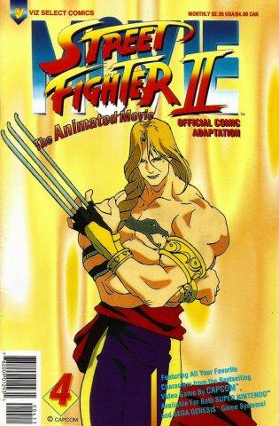 Street Fighter II - The Animated Movie 04