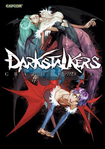 Darkstalkers Graphic File