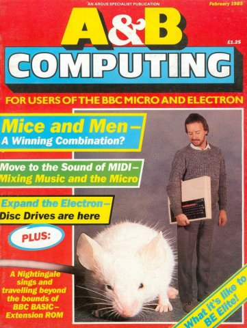 A&B Computing Vol.2 No.02 (February 1985)