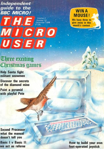 The Micro User Vol.02 No.10 (December 1984)