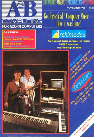 A&B Computing Vol.5 No.11 (November 1988)
