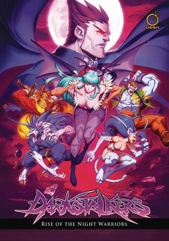 Darkstalkers: Rise of the Night Warriors HC