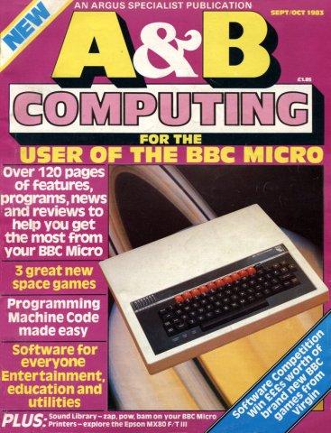 A&B Computing Vol.1 No.03 (September/October 1983)
