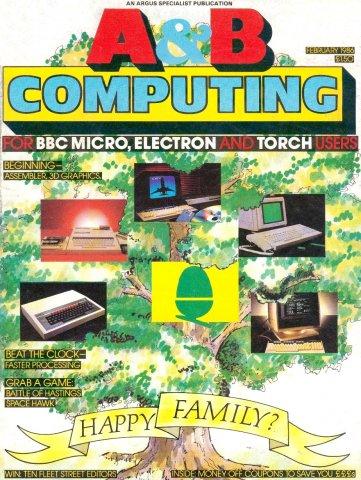A&B Computing Vol.3 No.02 (February 1986)