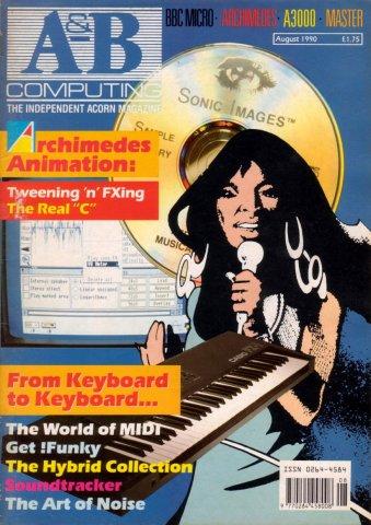 A&B Computing Vol.7 No.08 (August 1990)