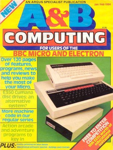 A&B Computing Vol.1 No.05 (January-February 1984)