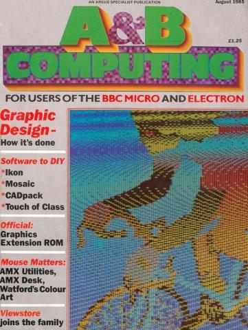 A&B Computing Vol.2 No.08 (August 1985)
