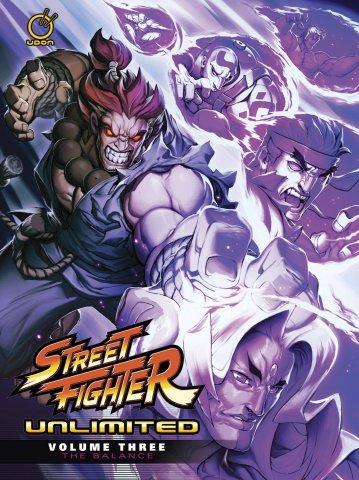Street Fighter Unlimited HC Volume 3: The Balance