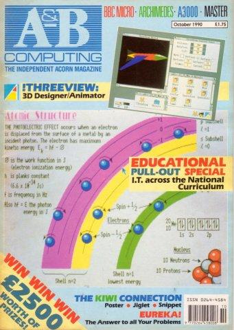 A&B Computing Vol.7 No.10 (October 1990)