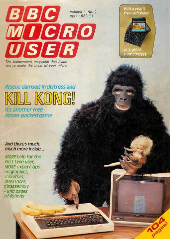 BBC Micro User Vol.01 No.02 (April 1983)