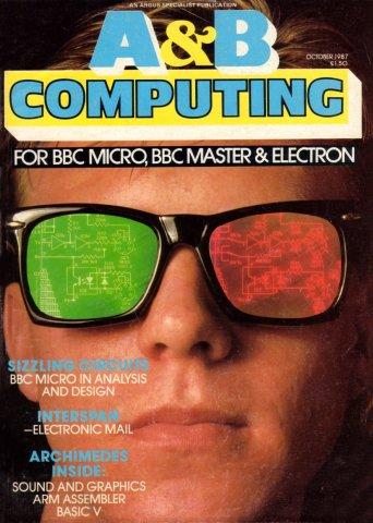 A&B Computing Vol.4 No.10 (October 1987)