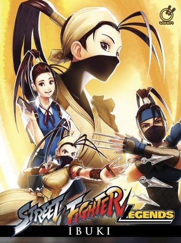 Street Fighter Legends: Ibuki HC