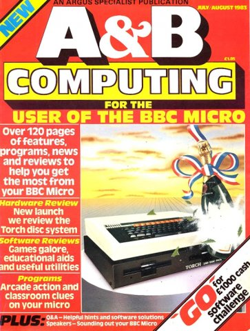 A&B Computing Vol.1 No.02 (July/August 1983)