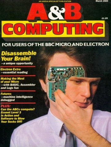 A&B Computing Vol.2 No.03 (March 1985)
