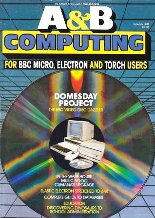 A&B Computing Vol.4 No.01 (January 1987)