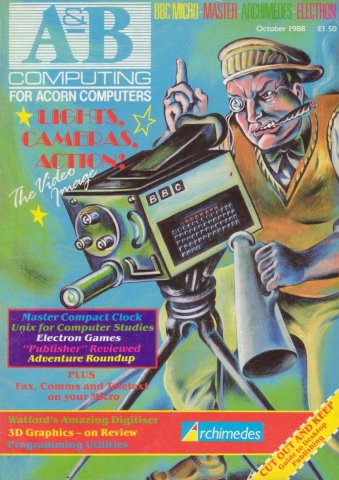 A&B Computing Vol.5 No.10 (October 1988)