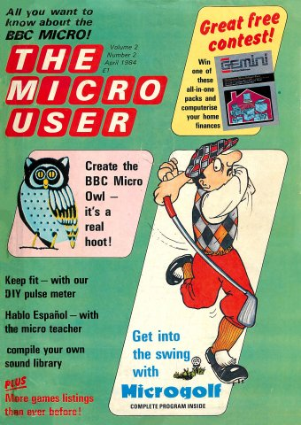 The Micro User Vol.02 No.02 (April 1984)