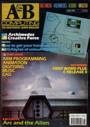 A&B Computing Vol.7 No.07 (July 1990)