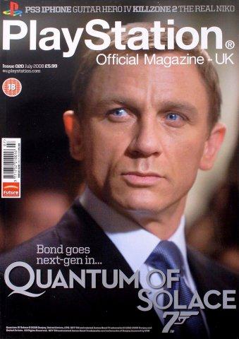 Playstation Official Magazine UK 020 (July 2008)